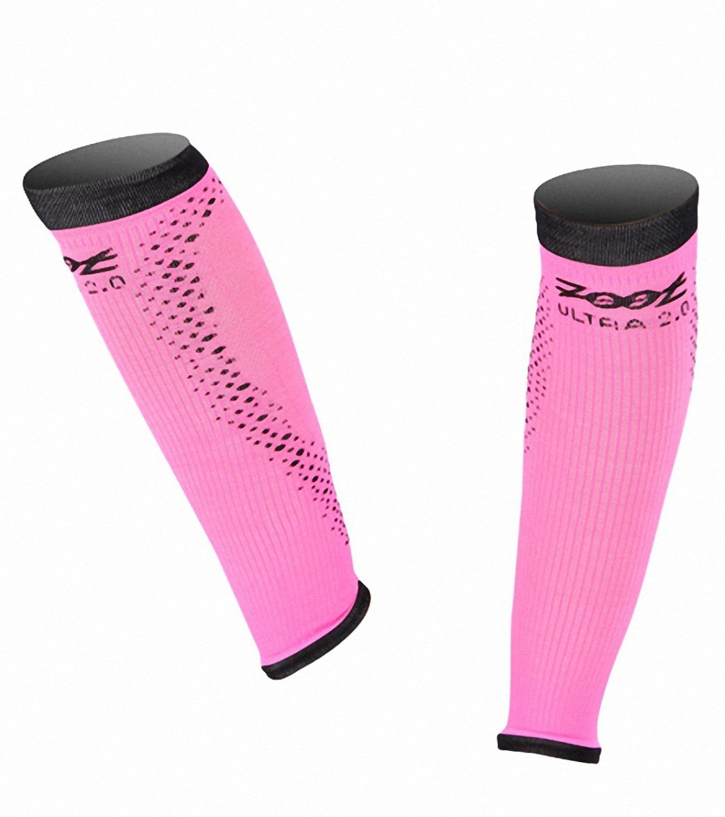 7facab091a Zoot Ultra 2.0 Compression CRX Calf Sleeve at SwimOutlet.com