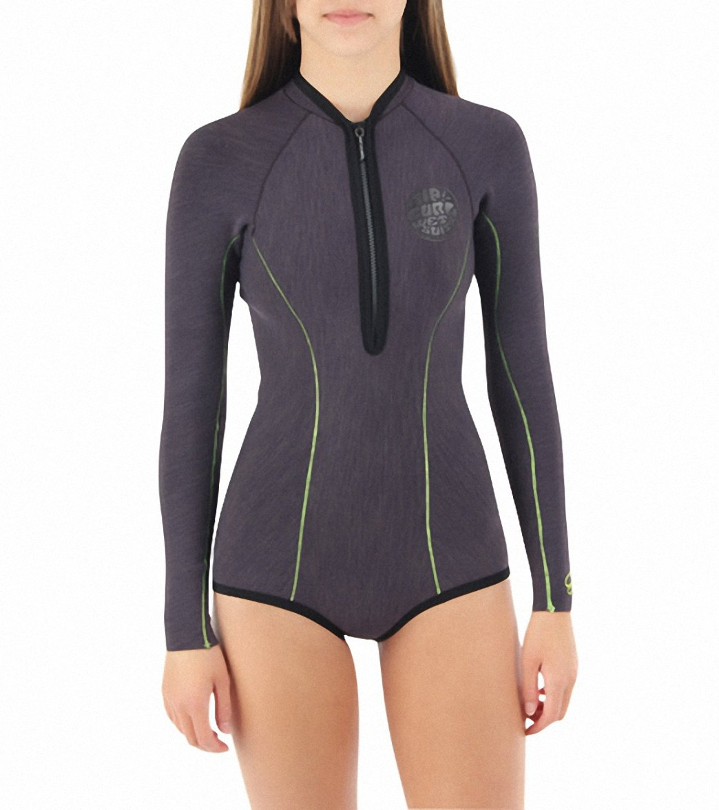 bb9b61b04d64 Rip Curl Women s G-Bomb L S Booty Springsuit at SwimOutlet.com ...
