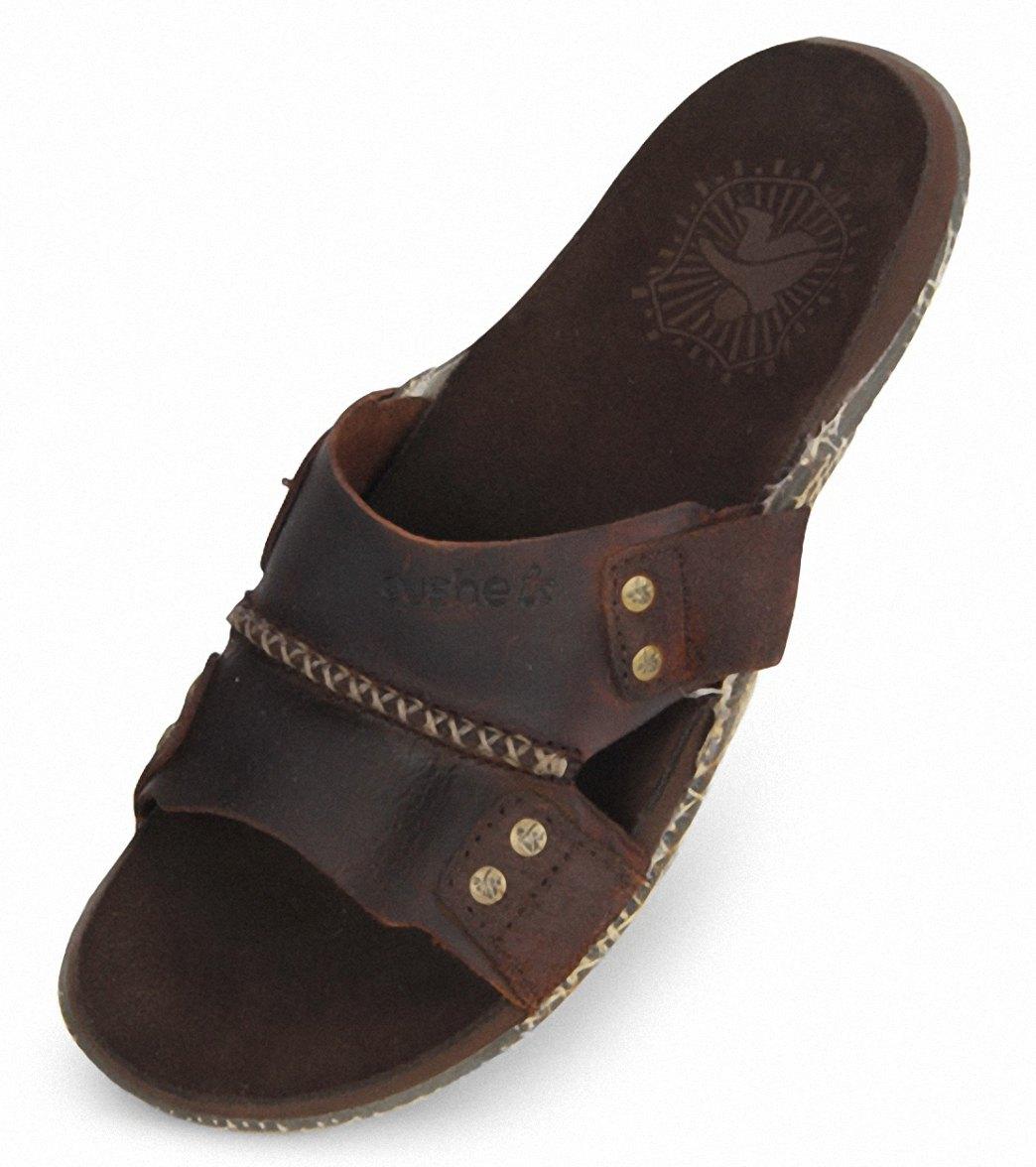 22b22bd2c837 Cushe Men s Manuka Slide Sandals at SwimOutlet.com - Free Shipping