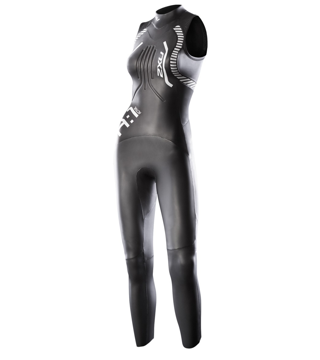3cbaa4383f 2XU Women s A 1 Active Sleeveless Triathlon Wetsuit