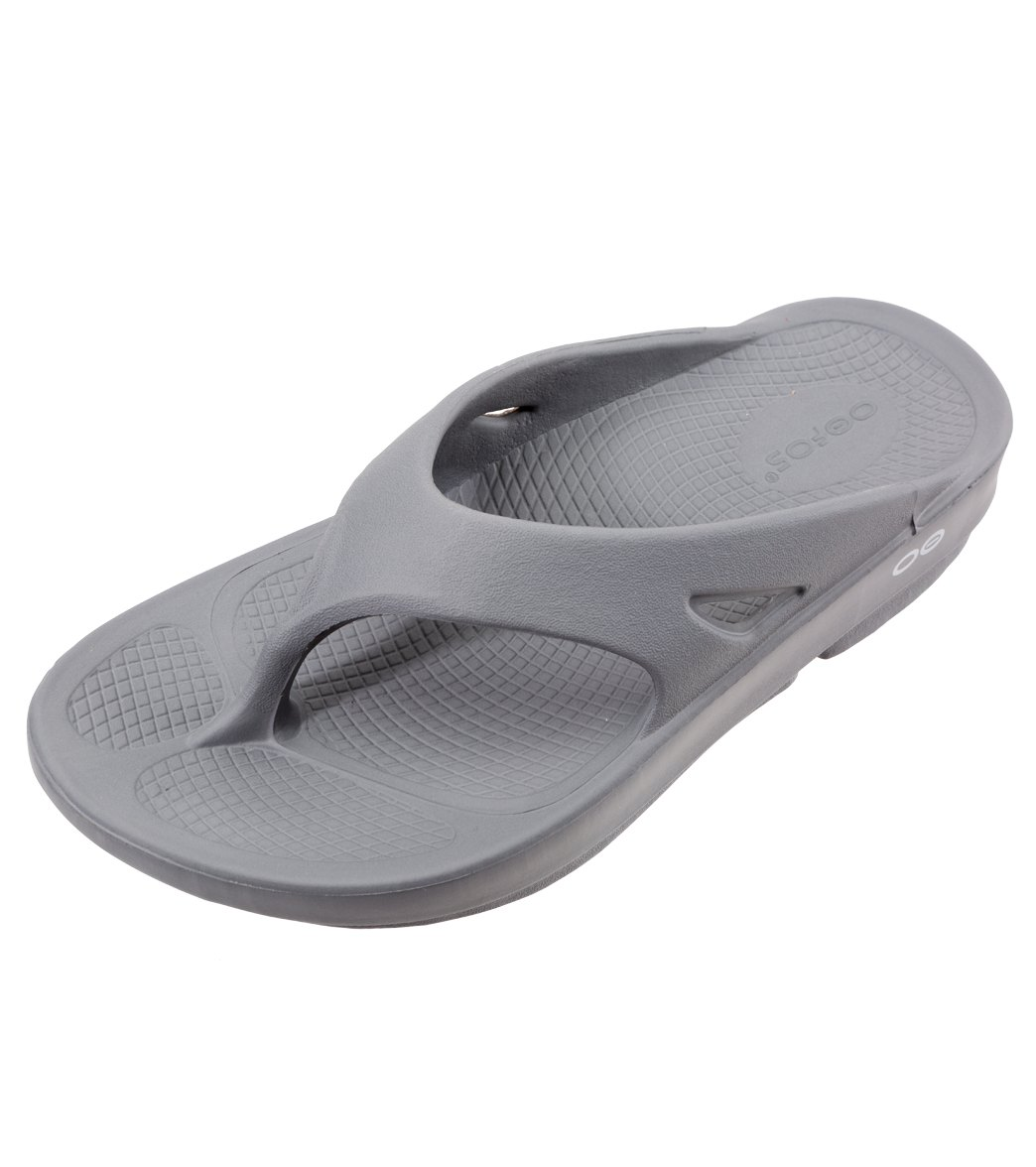 bb203cc35863 Oofos OOriginal Recovery Flip Flop at SwimOutlet.com - Free Shipping