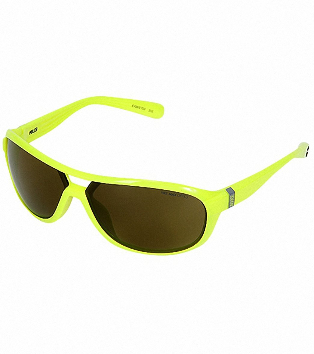 1cd29841fb6 Nike Miler Running Sunglasses at SwimOutlet.com - Free Shipping