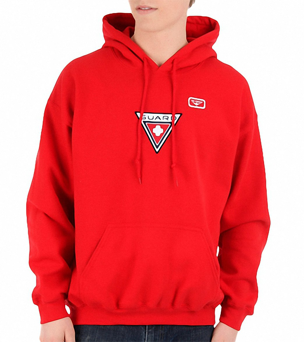 8dfb1443c99 The Finals Unisex Lifeguard Hooded Sweatshirt at SwimOutlet.com