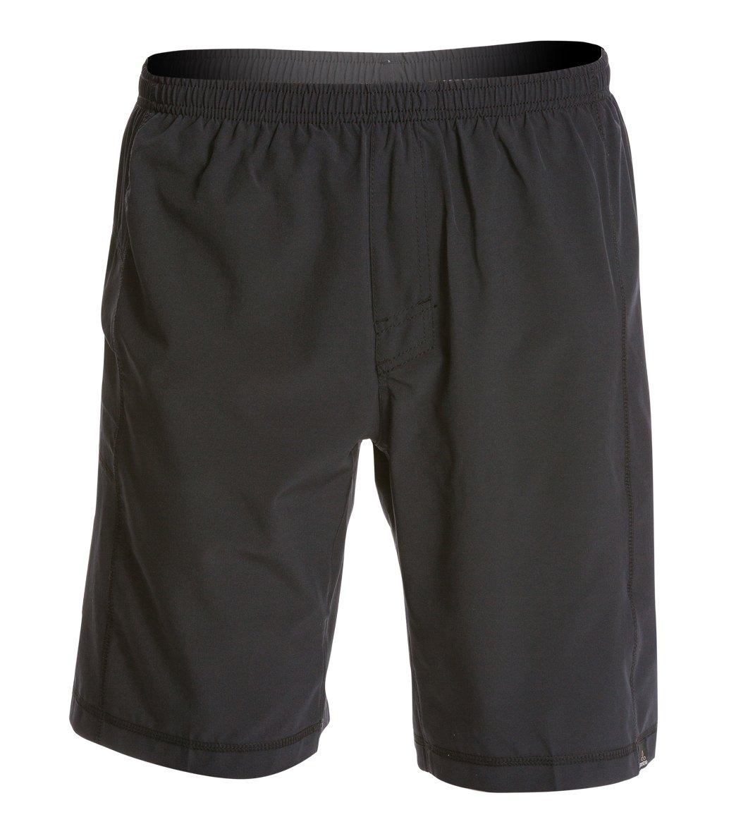 PrAna Men's Flex Yoga Shorts At SwimOutlet.com