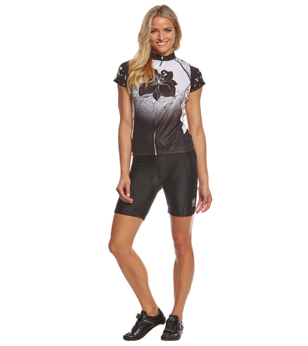 3136e21b4d1b5 Canari Women s Velocity Cycling Short at SwimOutlet.com
