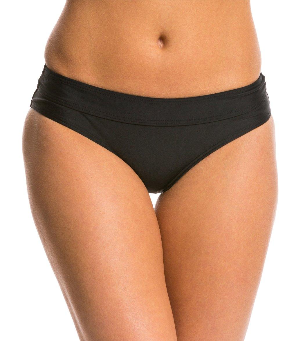 892854edcbe0 prAna Solid Ramba Bikini Bottom at SwimOutlet.com - Free Shipping