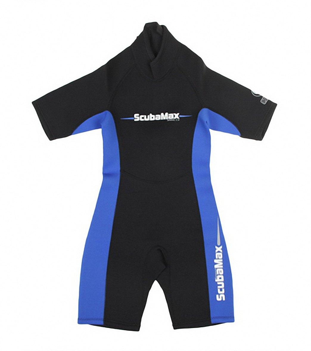 ScubaMax Kids  3mm Neoprene Shorty Wetsuit at SwimOutlet.com ... 93f143304