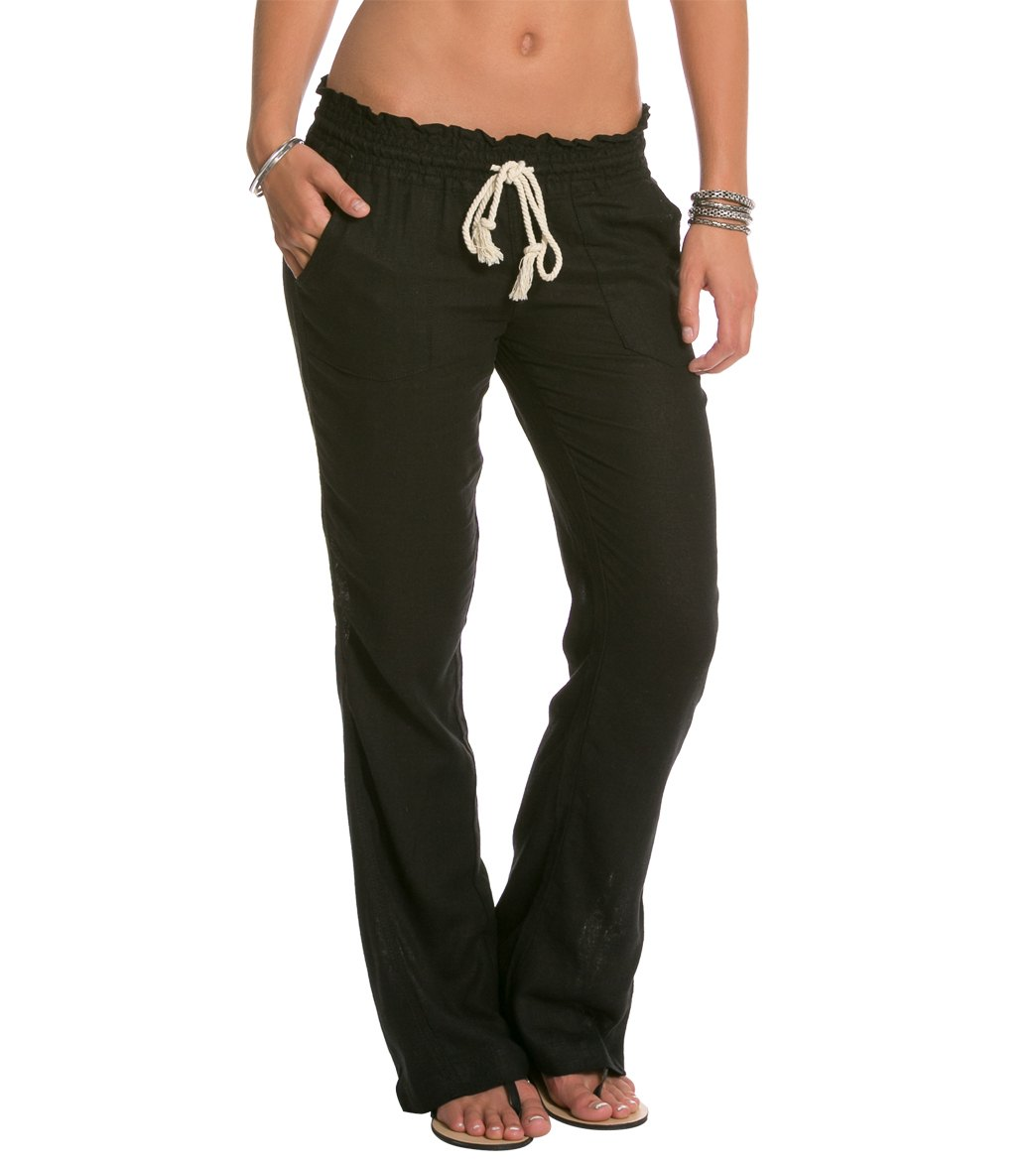 1692f5bf293 Roxy Ocean Side Beach Pant at SwimOutlet.com