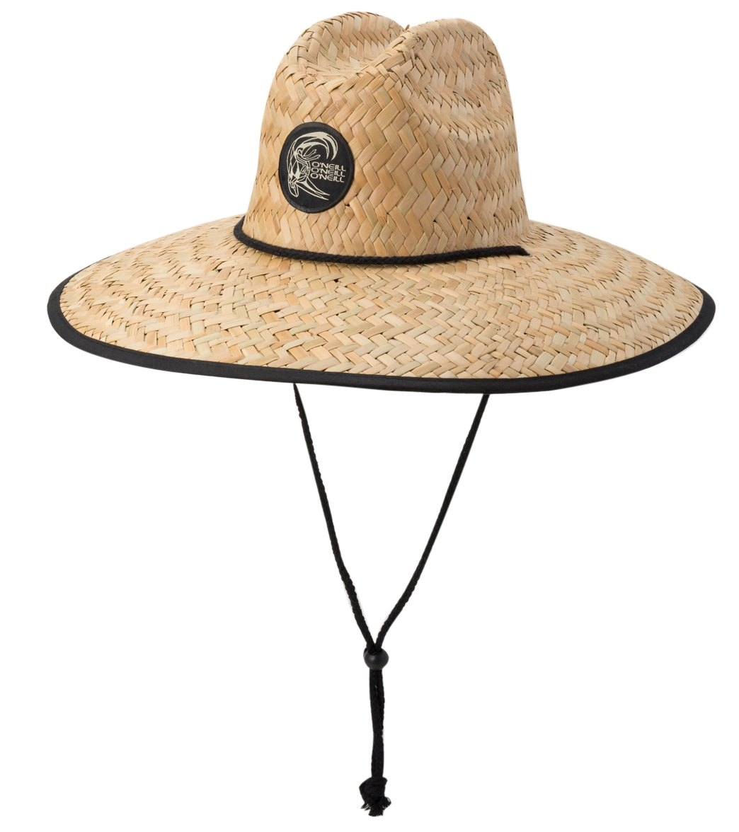 147a8749 O'Neill Men's Sonoma Straw Hat at SwimOutlet.com