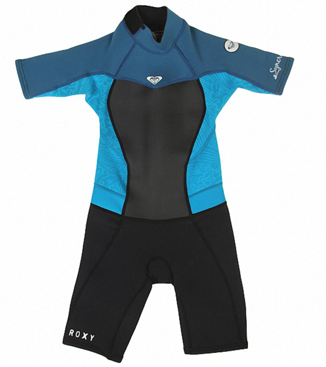 4b633dcd62 Roxy Kids  2MM Spring Suit Wetsuit at SwimOutlet.com - Free Shipping