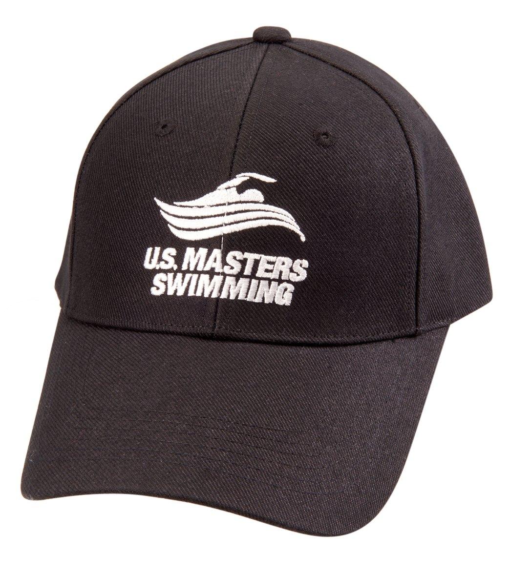 579614cd78 USMS Twill Cap at SwimOutlet.com