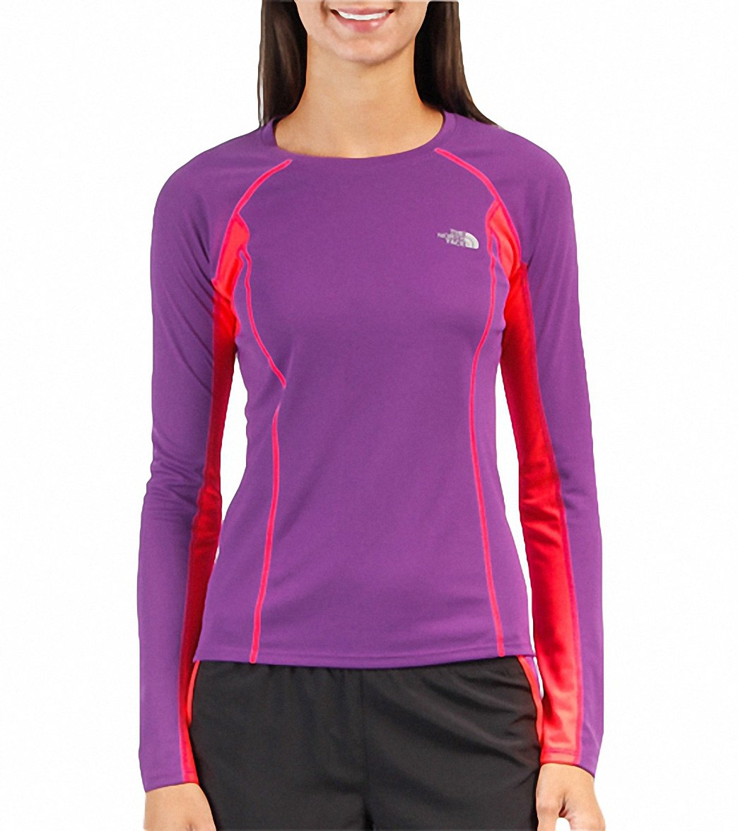 3271bb4078 The North Face Women s GTD Running Long Sleeve at SwimOutlet.com