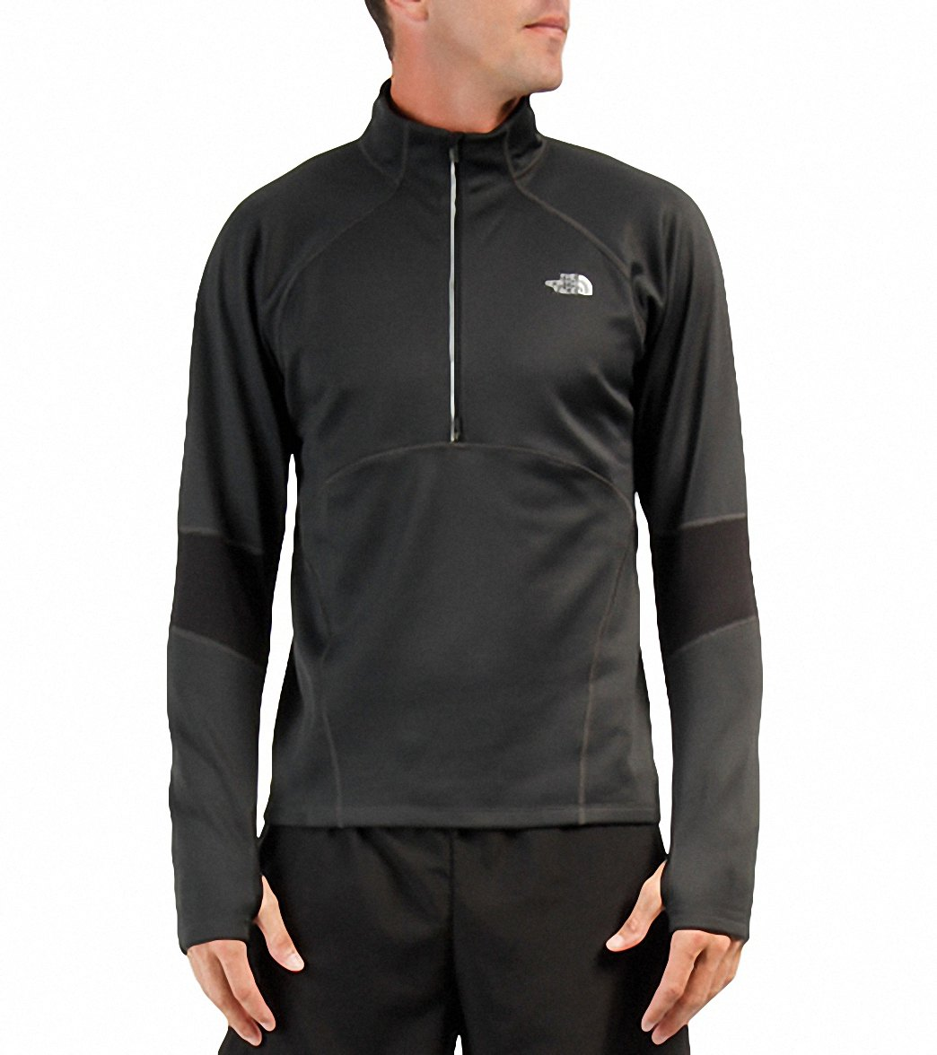 9a17d094f The North Face Men's Momentum Thermal Running 1u002F2 Zip