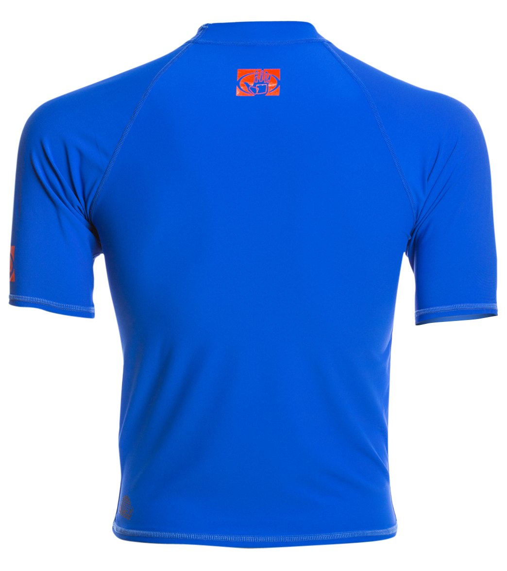 f197a419ab Body Glove Men's Basic Short Sleeve Fitted Rashguard at SwimOutlet.com
