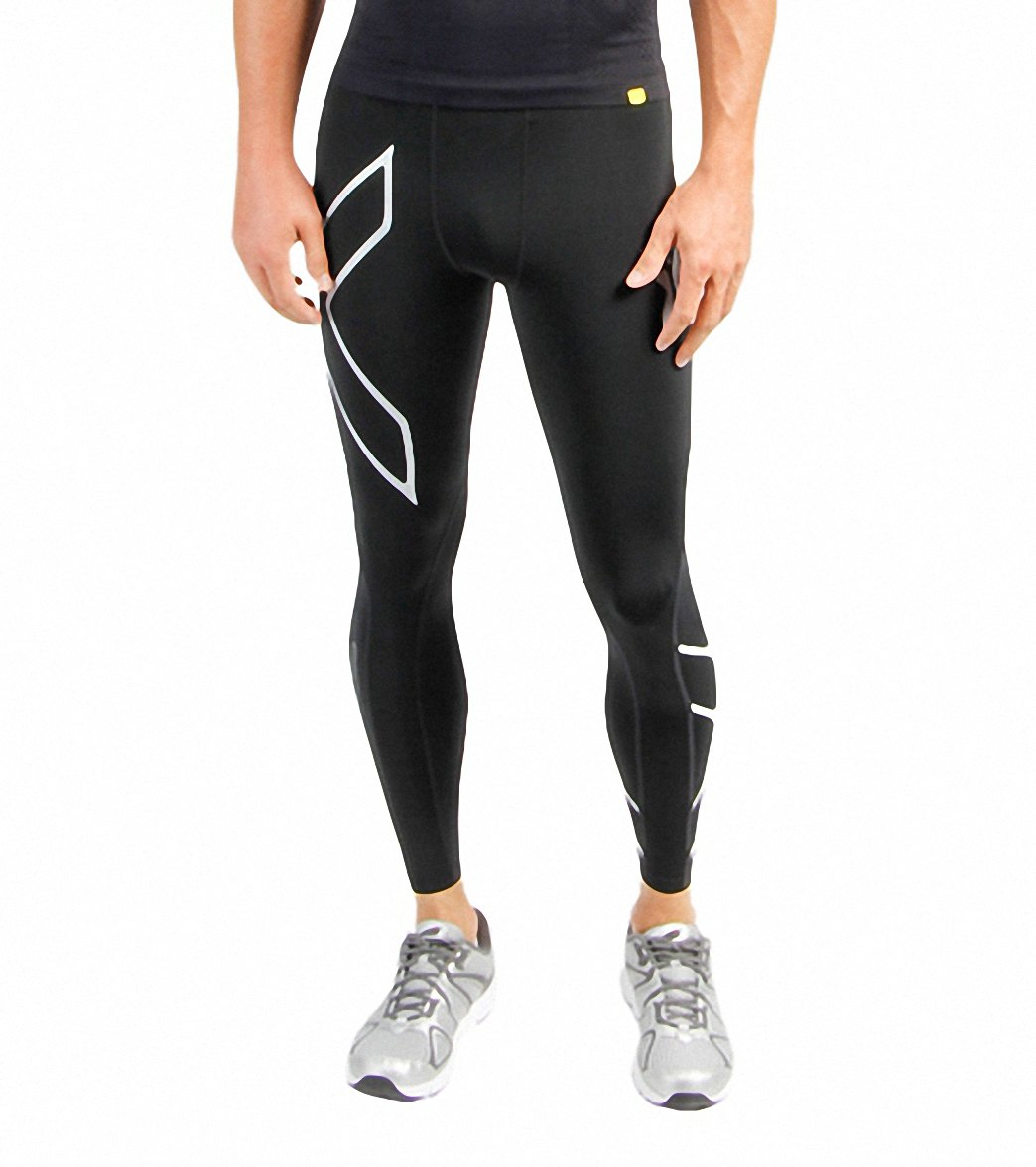 f567225f5bad9 2XU Men's Thermal Compression Tights at SwimOutlet.com - Free ...
