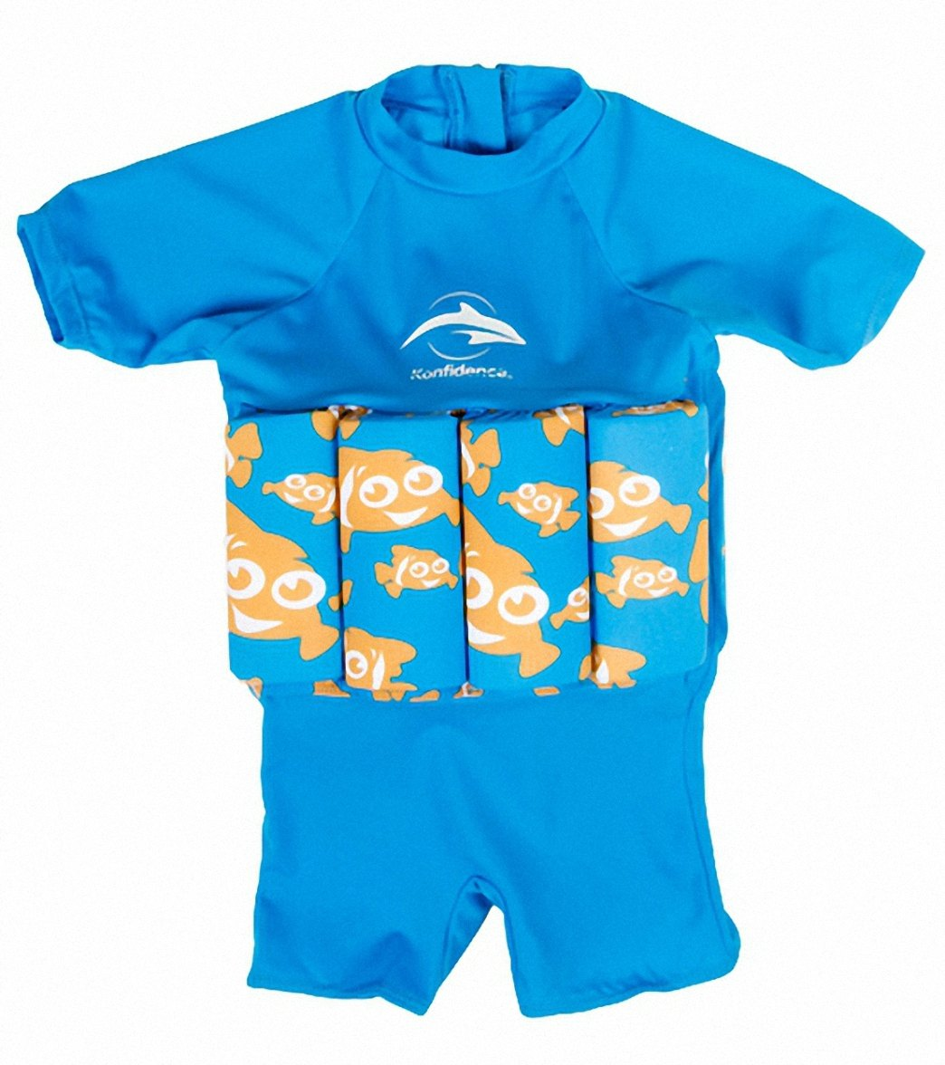 be9b24bace Konfidence Clownfish Floatsuit (1-5 Years) at SwimOutlet.com