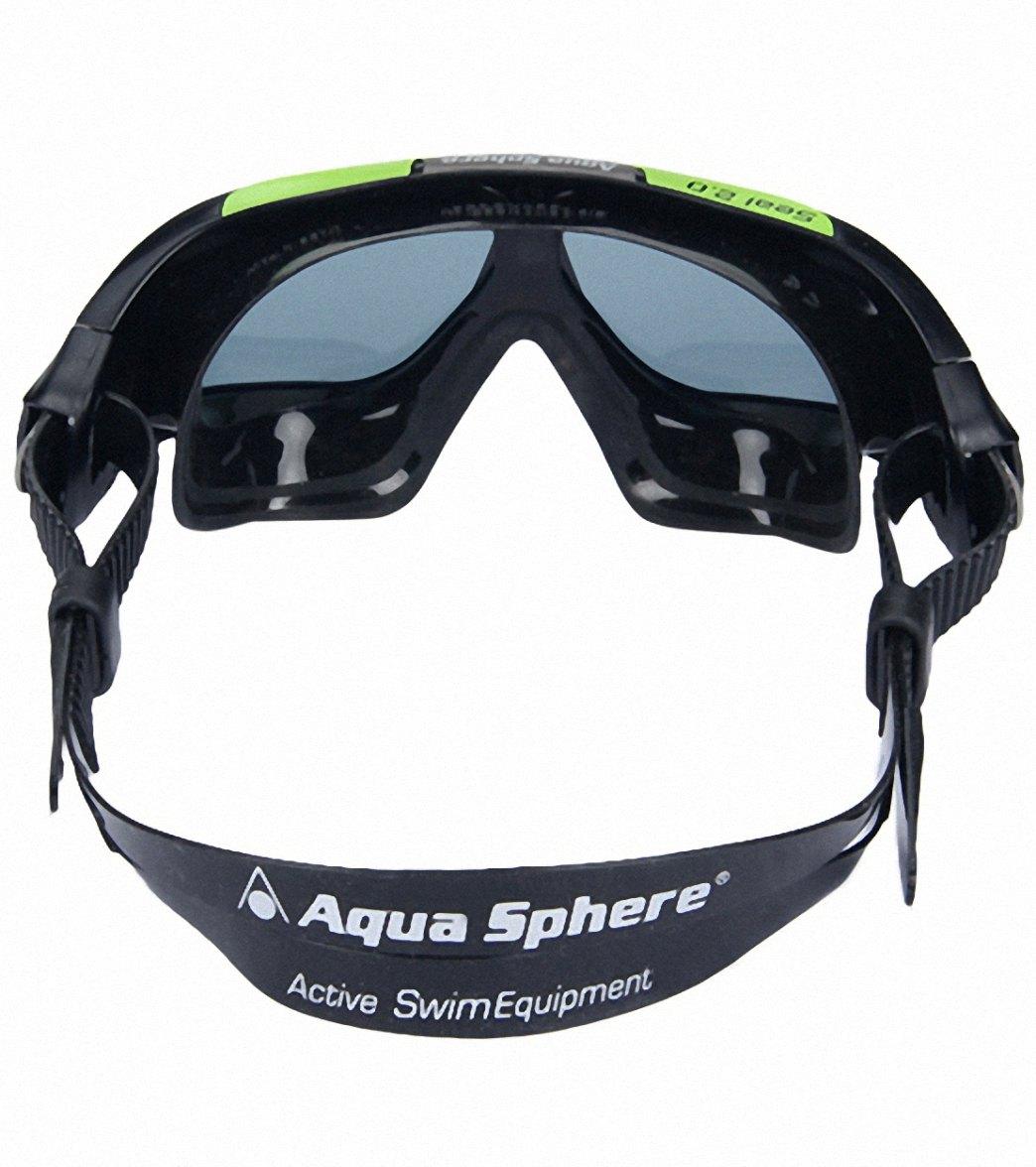 ec95407a5e3 Aqua Sphere Seal 2.0 Tinted Lens Swim Mask at SwimOutlet.com