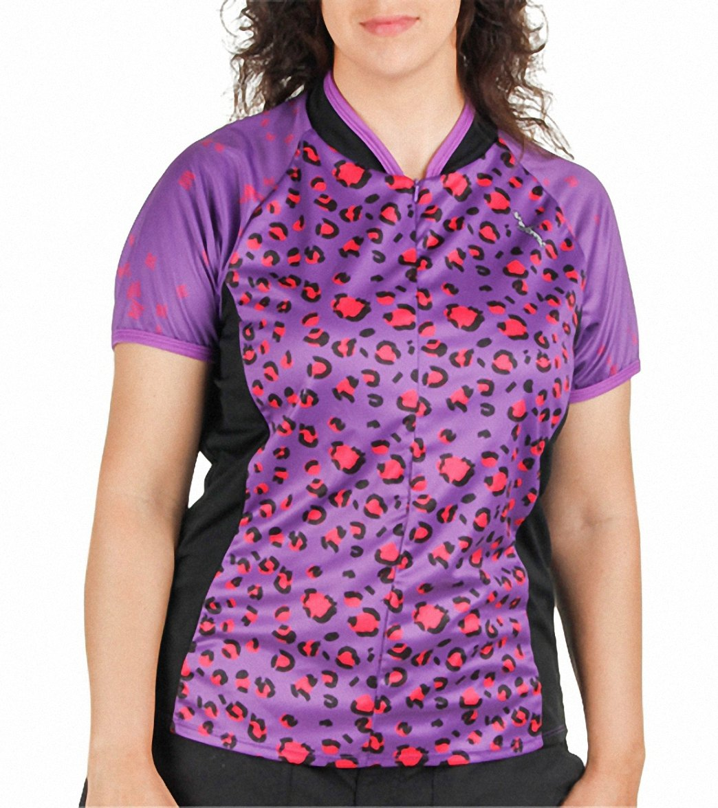 75250d774 Shebeest Women s Bellissima Mewow Plus Size Cycling Jersey at  SwimOutlet.com - Free Shipping