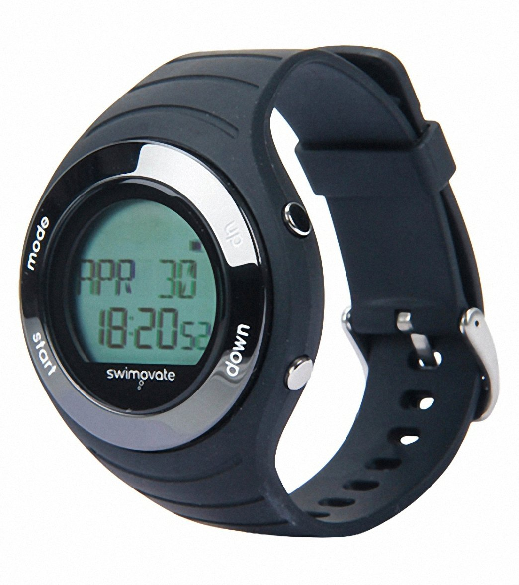 Swimovate Poolmate HR Swim Watch at SwimOutlet.com - Free Shipping b03595d43
