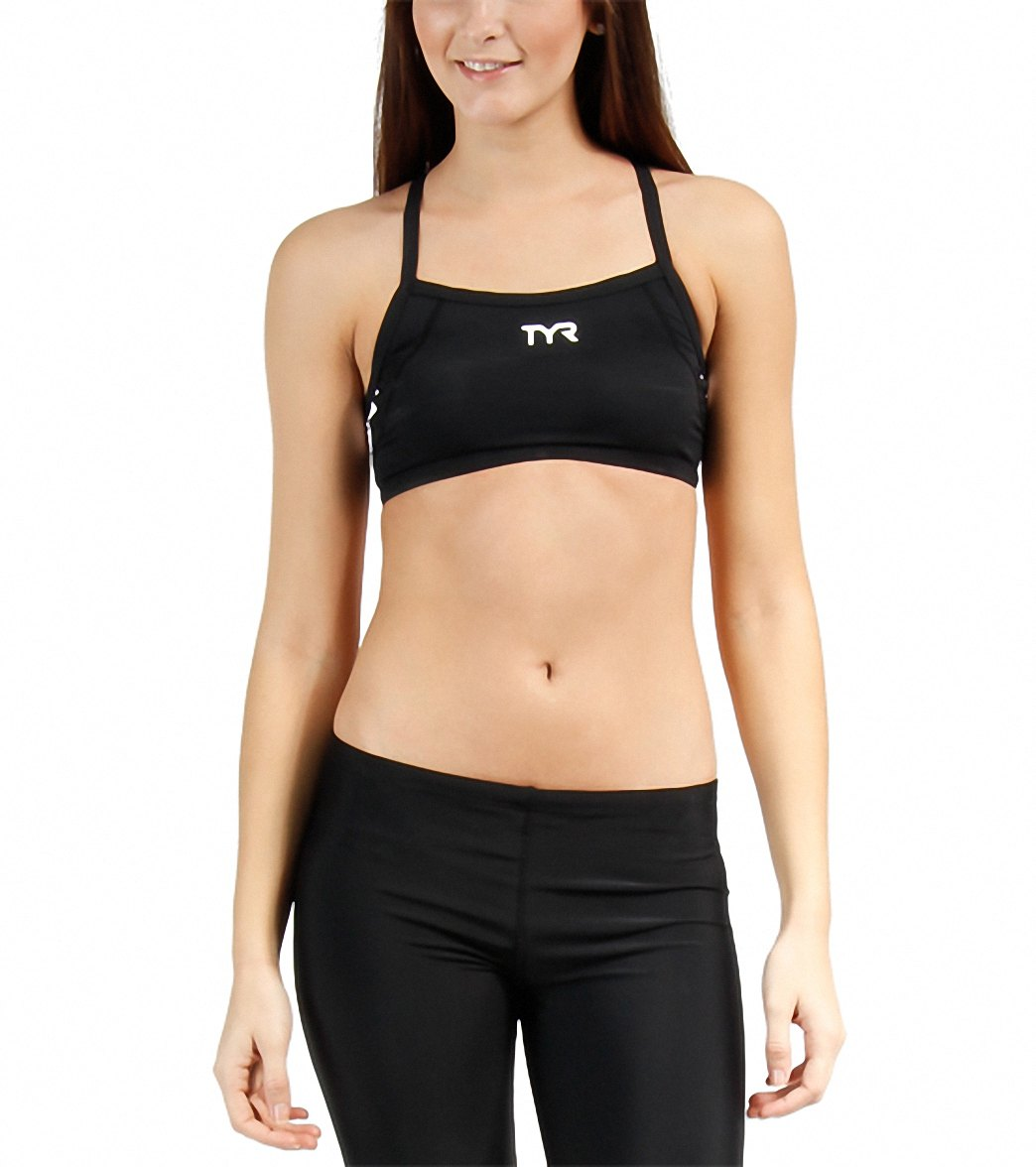 694f372dc83cc TYR Women s Competitor Thin Strap Bra Top at SwimOutlet.com