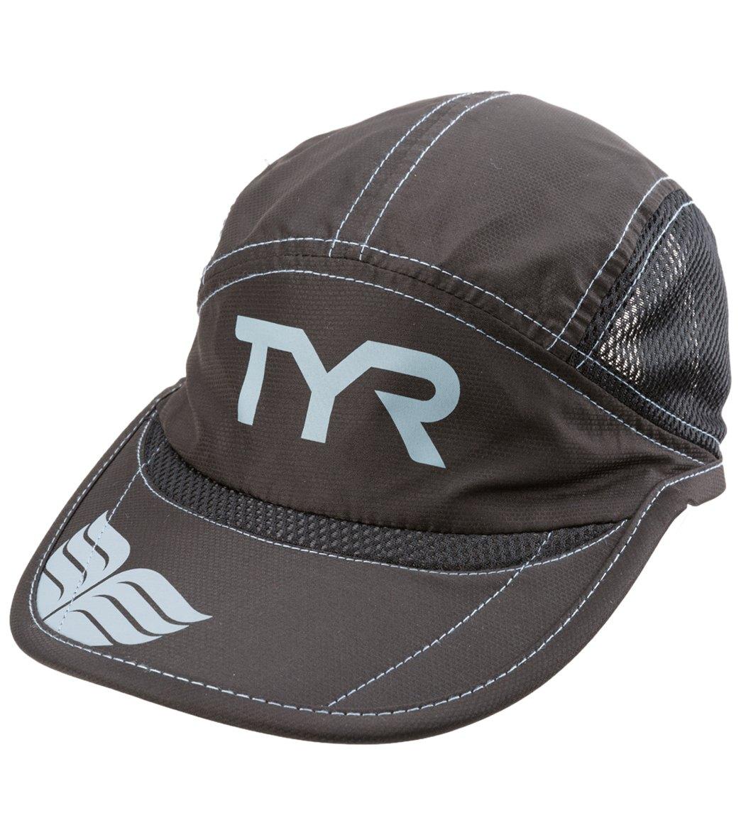 3c54216787440f TYR Running Cap at SwimOutlet.com