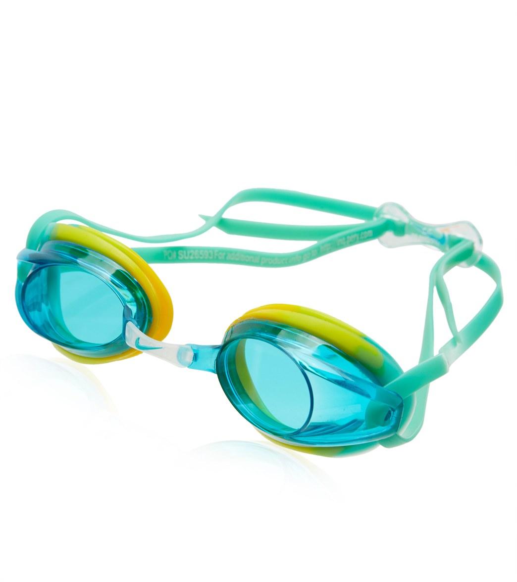 af08483d5d3c Nike Swim Remora Junior Goggle at SwimOutlet.com