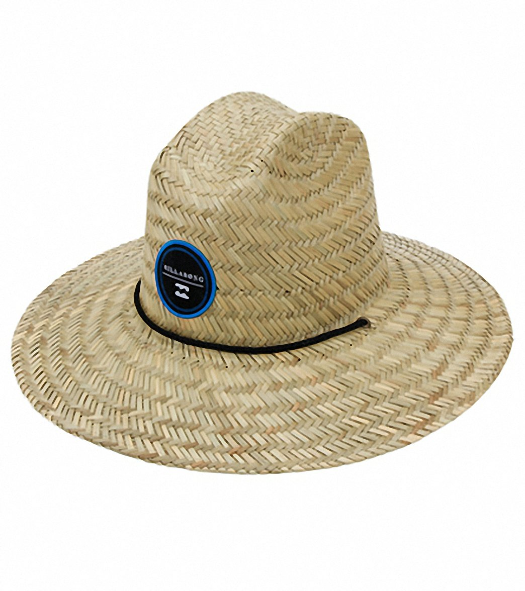 Billabong Mens Bazza Straw Lifeguard Hat At Swimoutletcom