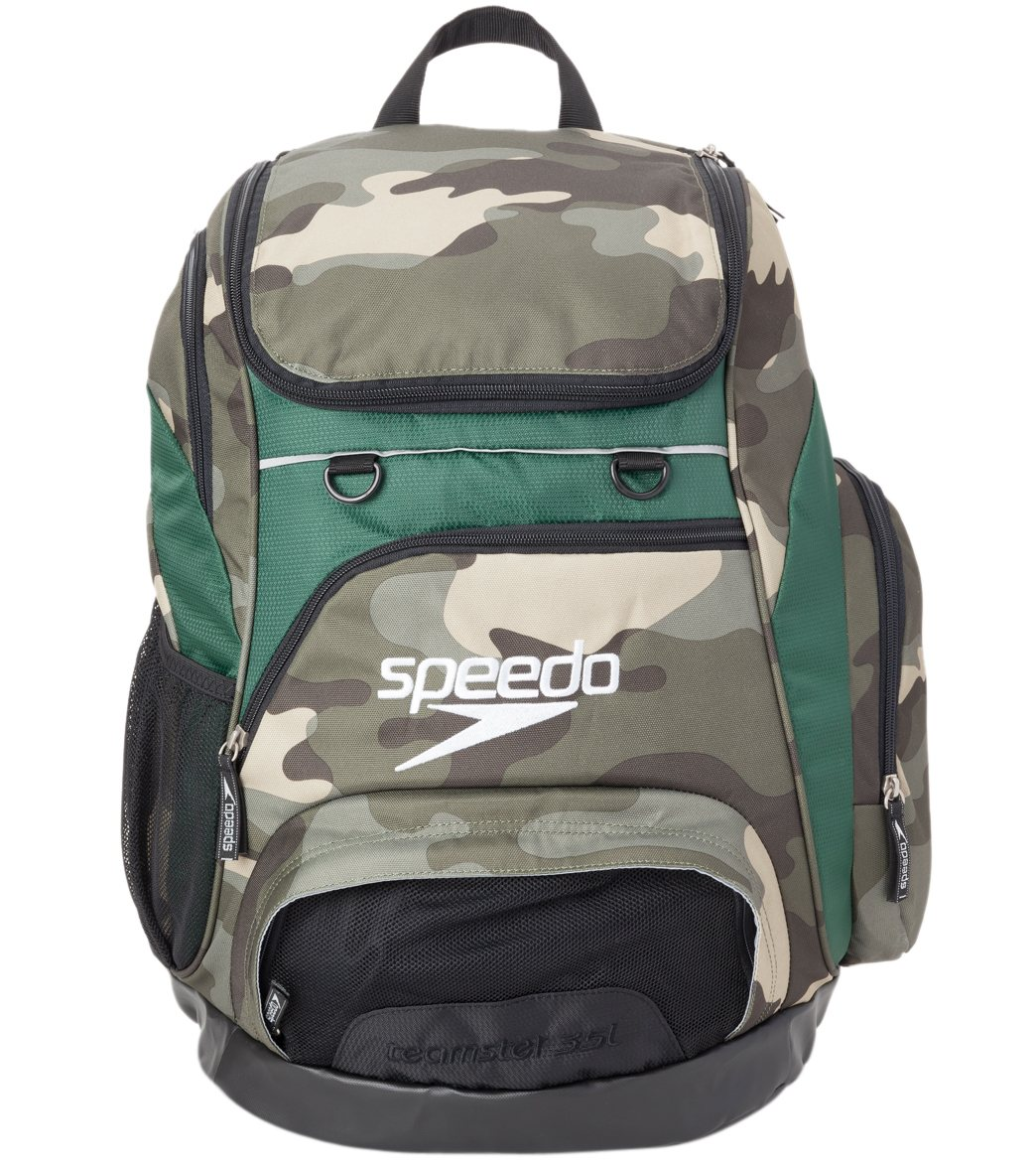 51ccd5281c3e Speedo Large 35L Teamster Backpack at SwimOutlet.com - Free Shipping