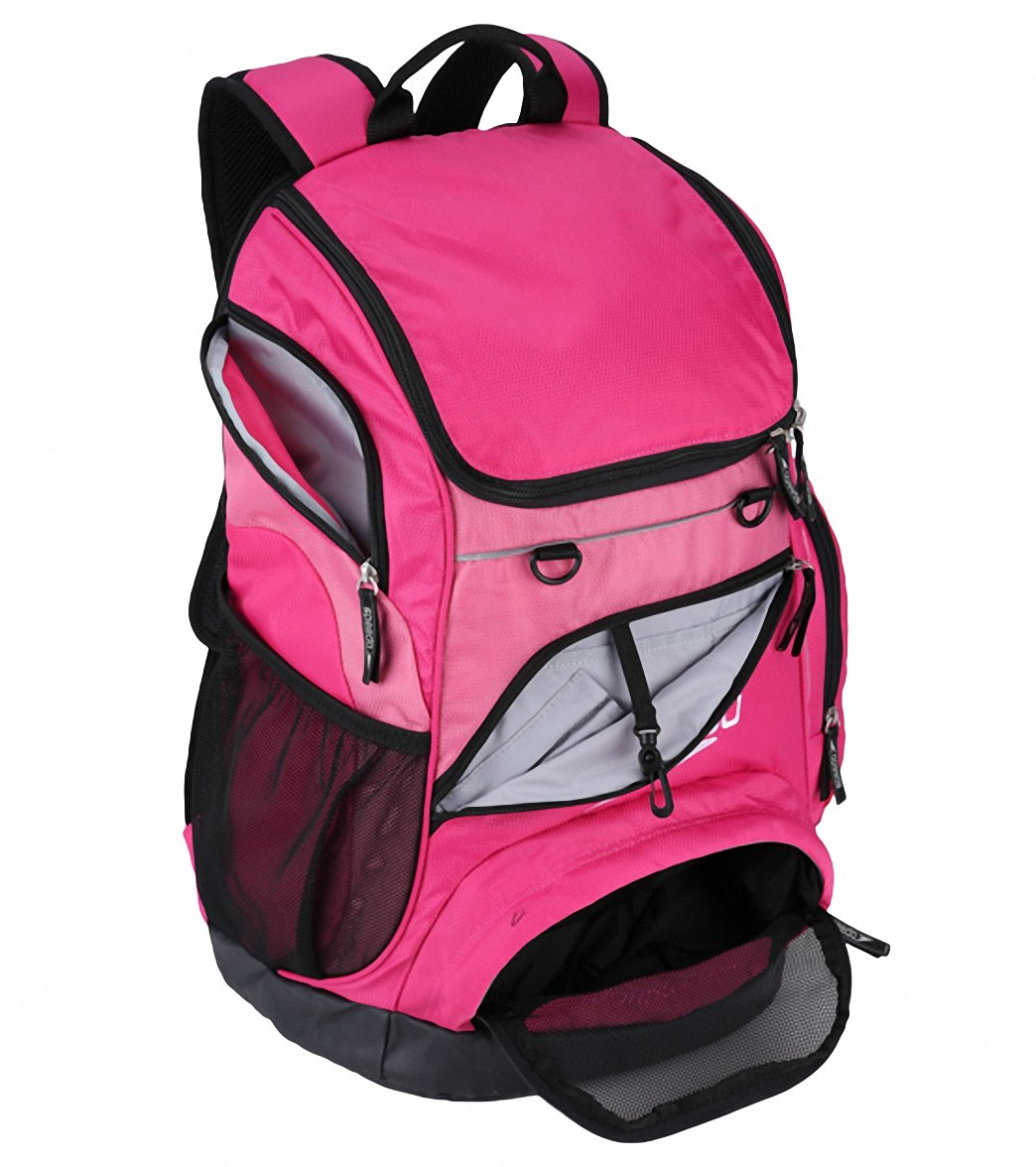 7f8406338ca Speedo Large 35L Teamster Backpack at SwimOutlet.com - Free Shipping