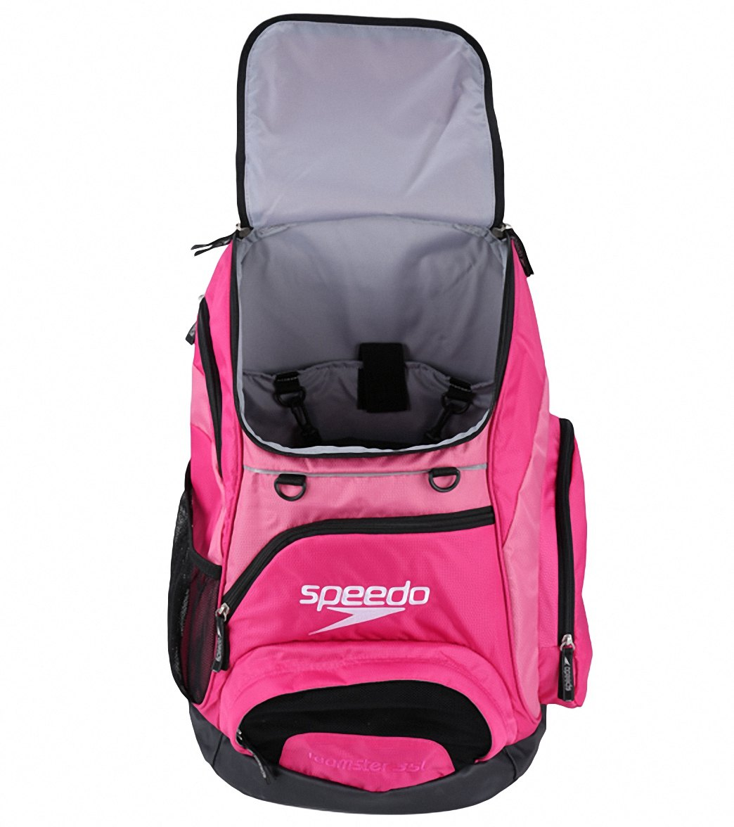 Speedo Large 35L Teamster Backpack at SwimOutlet.com - Free Shipping eee0641c58d6b