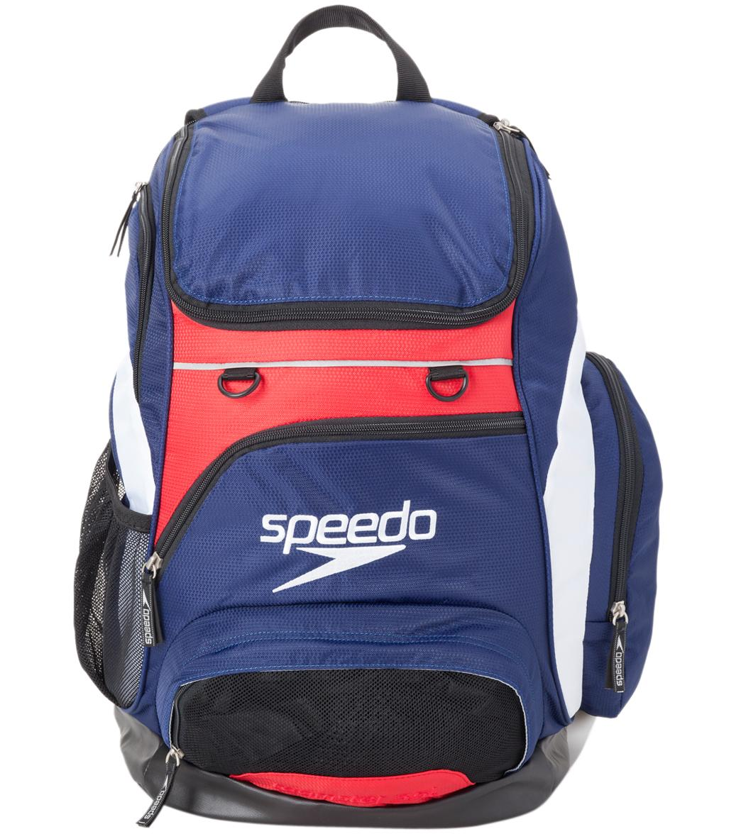 Etapa Por lo tanto mucho  Speedo Large 35L Teamster Backpack at SwimOutlet.com - Free Shipping