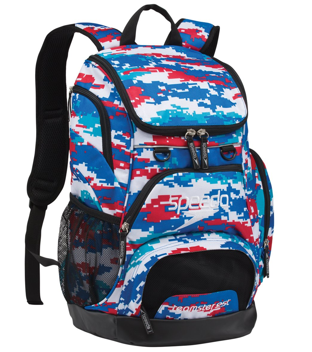 798a8712de11 Speedo Medium 25L Teamster Backpack at SwimOutlet.com - Free Shipping
