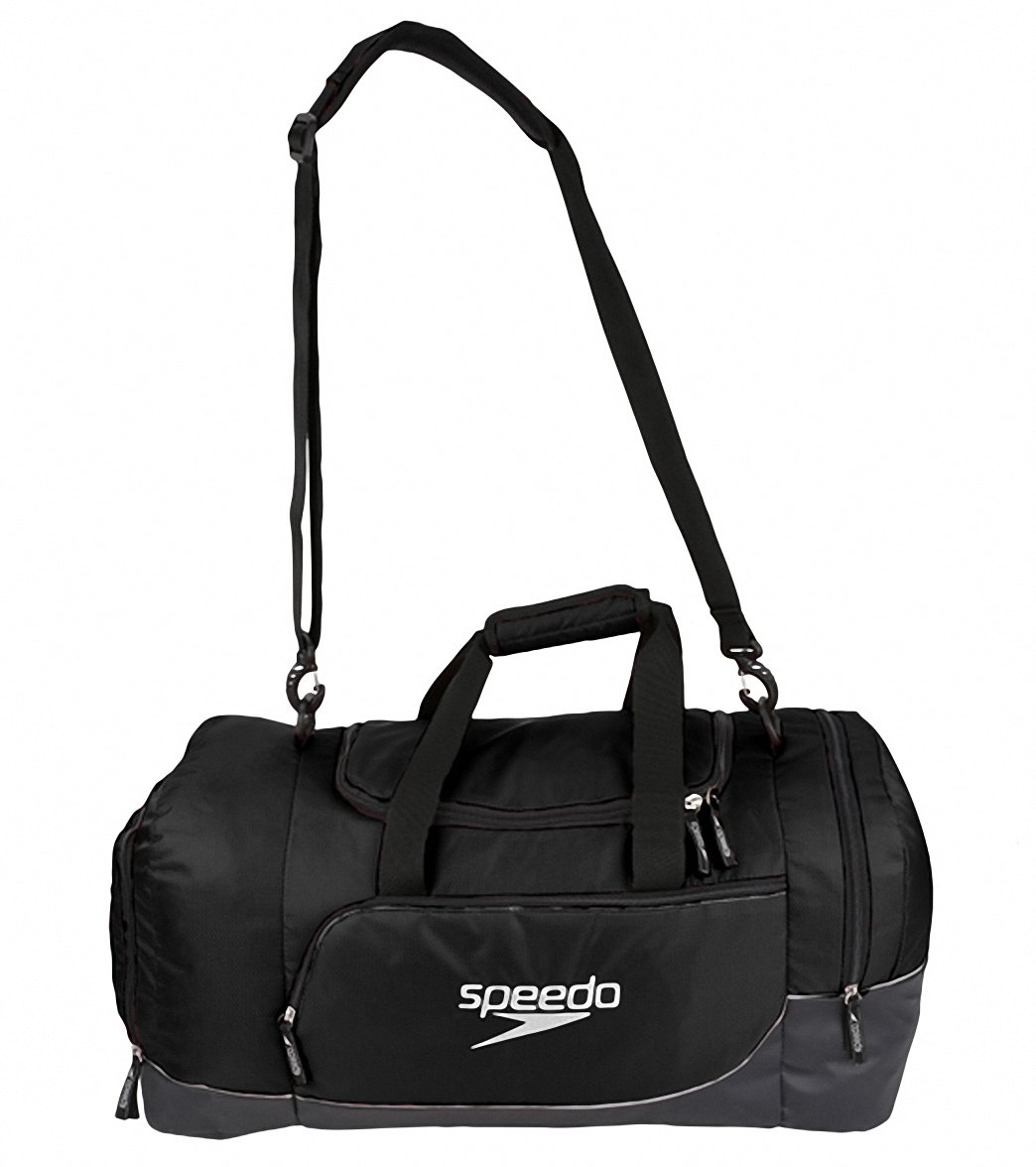e78ca51445 Speedo Teamster Duffle at SwimOutlet.com - Free Shipping