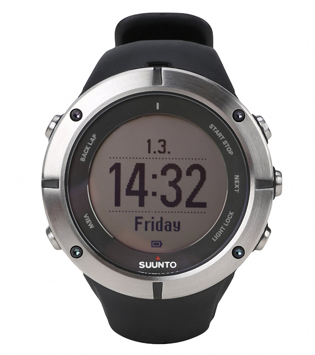 Suunto Gps Watch >> Suunto Ambit 2 Sapphire Hr Multisport Gps Watch With Heart Rate