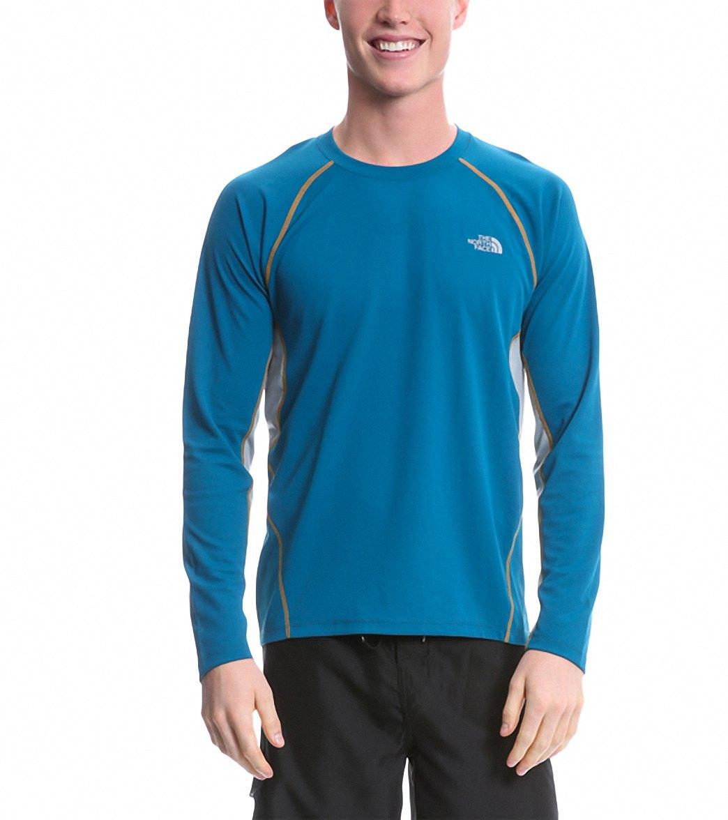 4229258c74e The North Face Men s Run GTD L S Tee at SwimOutlet.com