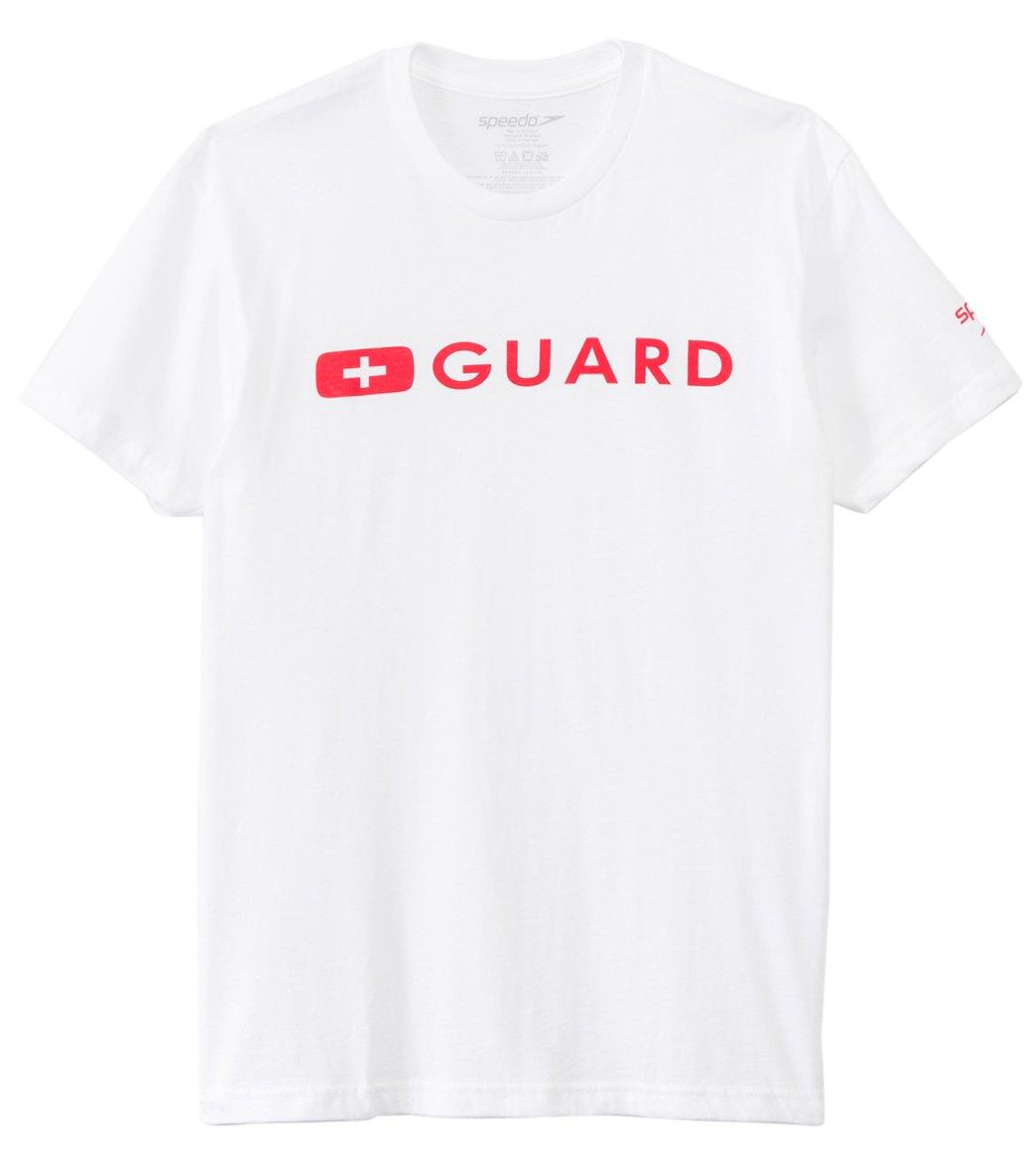 c125301caa244c Speedo Lifeguard Men s T-Shirt at SwimOutlet.com
