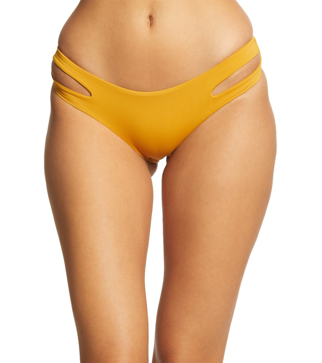 L-Space Sensual Solids Estella Bikini Bottom at SwimOutlet.com - Free  Shipping 915510e9b