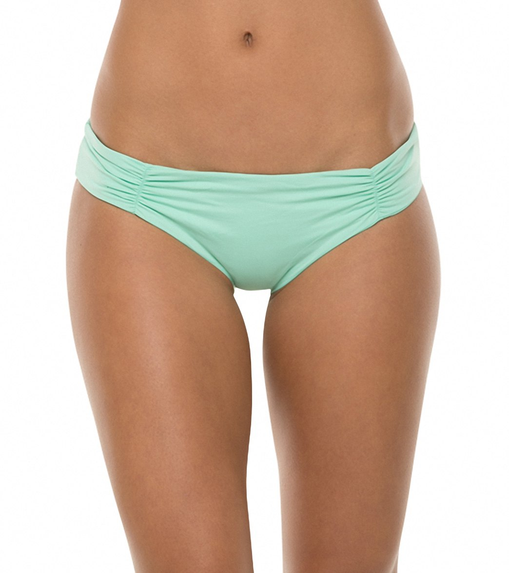 922926f6bf L-Space Sweet & Chic Monique Brazilian Bikini Bottom at SwimOutlet.com -  Free Shipping