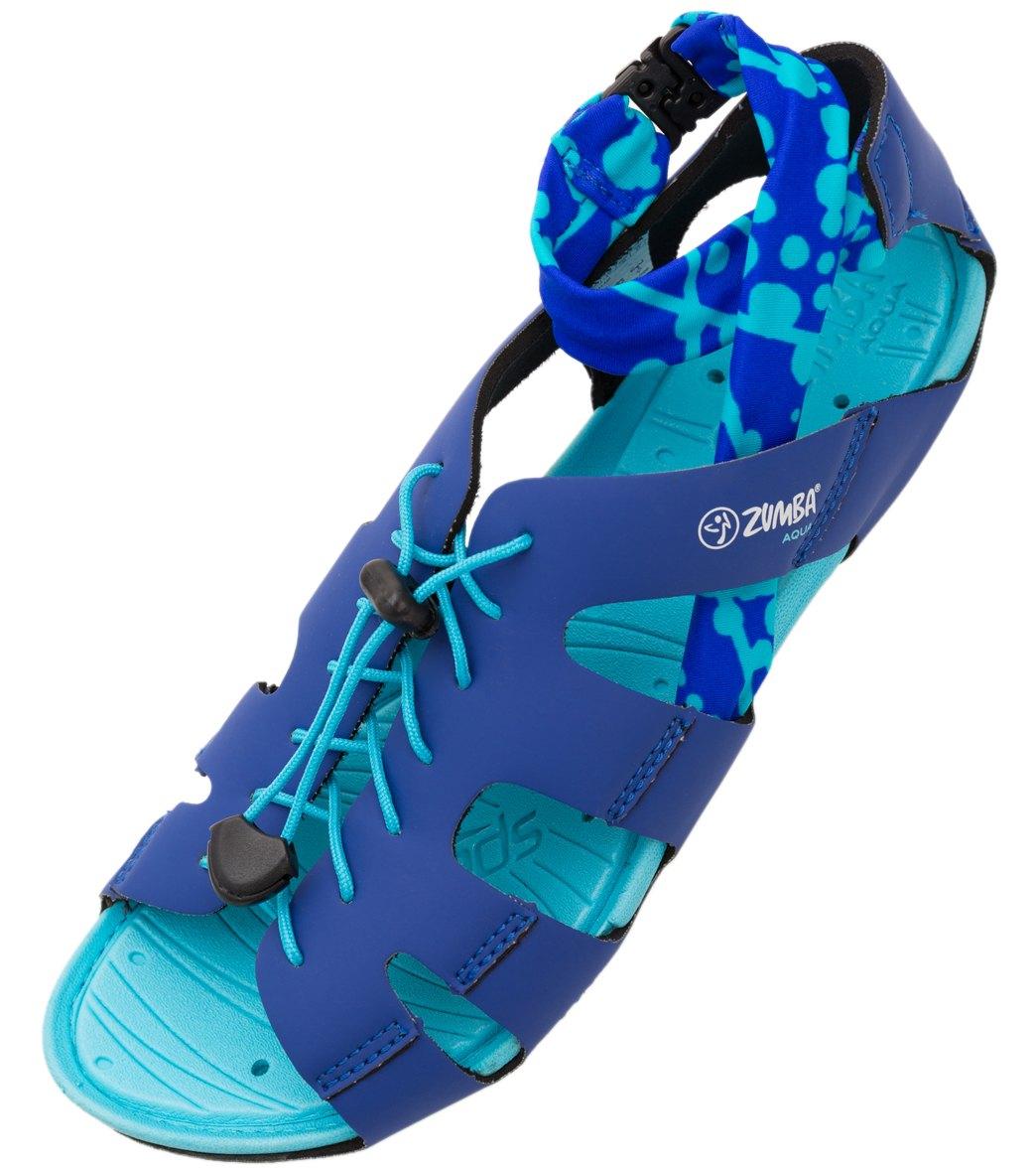 8e1585da75f8 Aqua Zumba by Speedo Wraptastic Peep Toe at SwimOutlet.com - Free Shipping