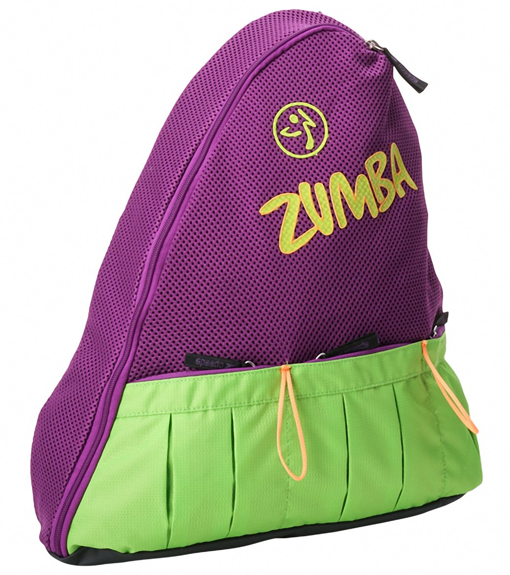 bab528c21c Aqua Zumba by Speedo Funk Phenom Sling Bag at SwimOutlet.com