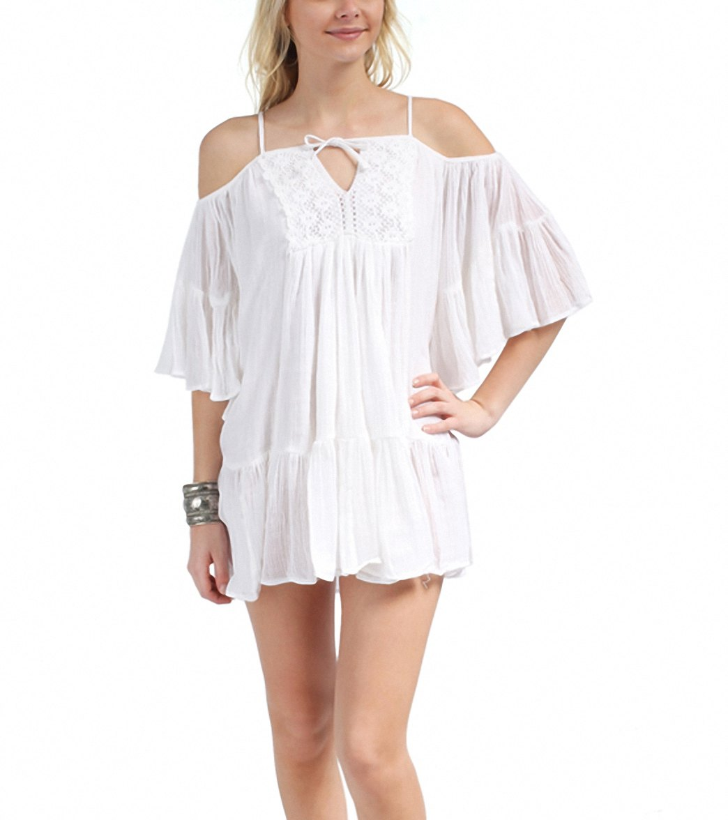 3cc1417c9a Roxy Beach Dreamer Dress at SwimOutlet.com - Free Shipping