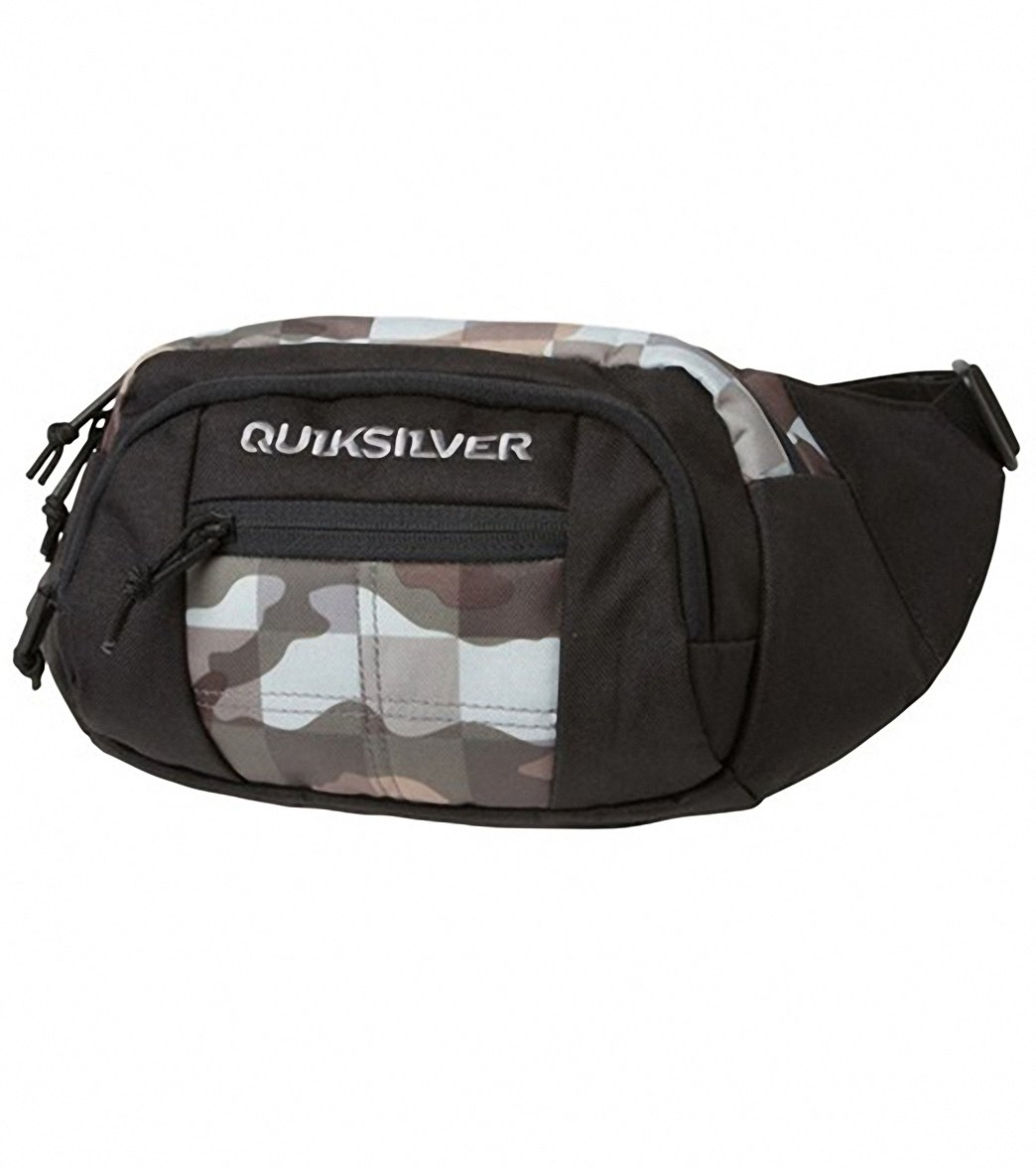 Quiksilver Men's Traveler Waist Pack at SwimOutlet.