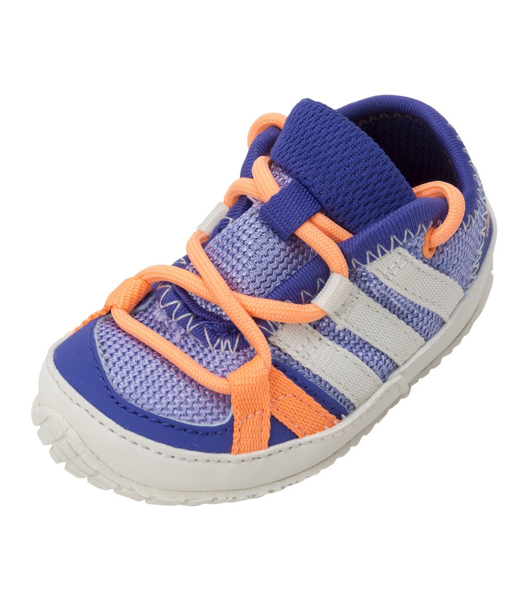 9e33c21691e Adidas Girls  Boat Lace I Water Shoes at SwimOutlet.com