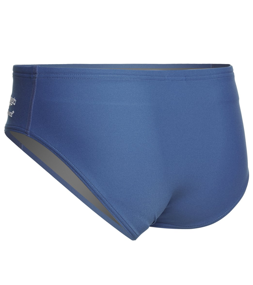 b1c78d5053380 Speedo Solid Endurance Brief Swimsuit at SwimOutlet.com