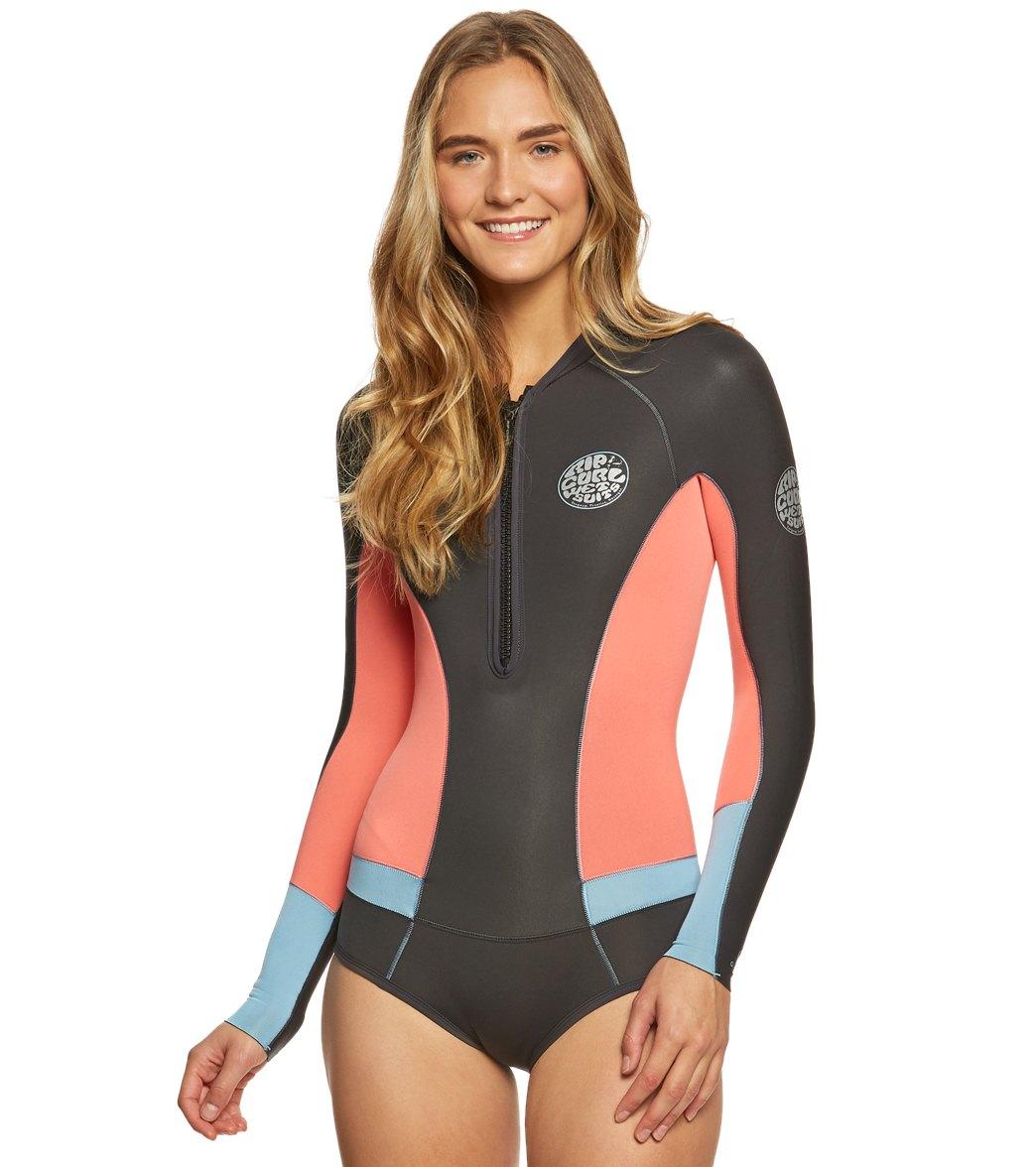 Best Spring Suit Wetsuit Rip Curl Women S 1mm G Bomb Long
