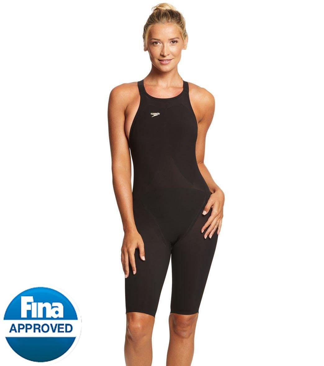 56d2ca3c1fbac Speedo LZR Racer Elite 2 Closed Back Kneeskin Tech Suit Swimsuit at  SwimOutlet.com - Free Shipping