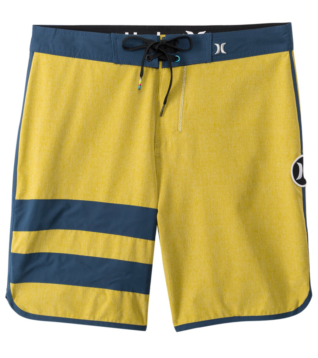 ed49c3cc3e Hurley Men's Phantom Block Party Heather Boardshort at SwimOutlet ...