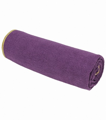 Yogi Toes Deity Continuum RSkidless Towel At YogaOutlet