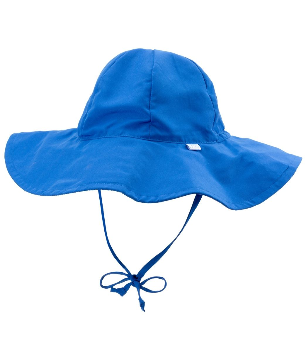 2e265dcfbae iPlay Solid Brim Sun Protection Hat (0mos-4yrs) at SwimOutlet.com
