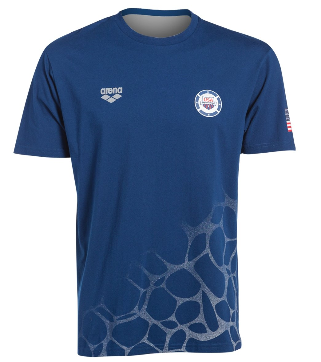 d7ebb410 Arena USA Swimming T-Shirt at SwimOutlet.com
